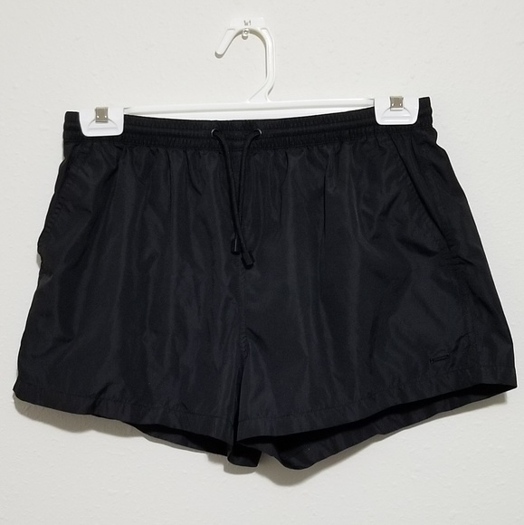 Zara Other - Zara Man XL Solid Black Short Swimming Shorts